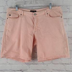 Dear John Peach Shorts Size 32